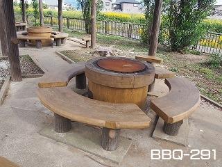 木部ふれあい公園BBQ