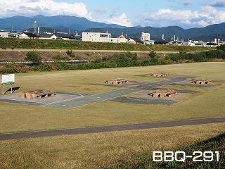 足羽川板垣BBQ