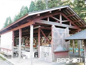 志津原キャンプ場bbq