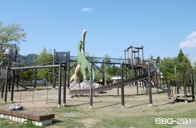 恐竜の森バーベキュー